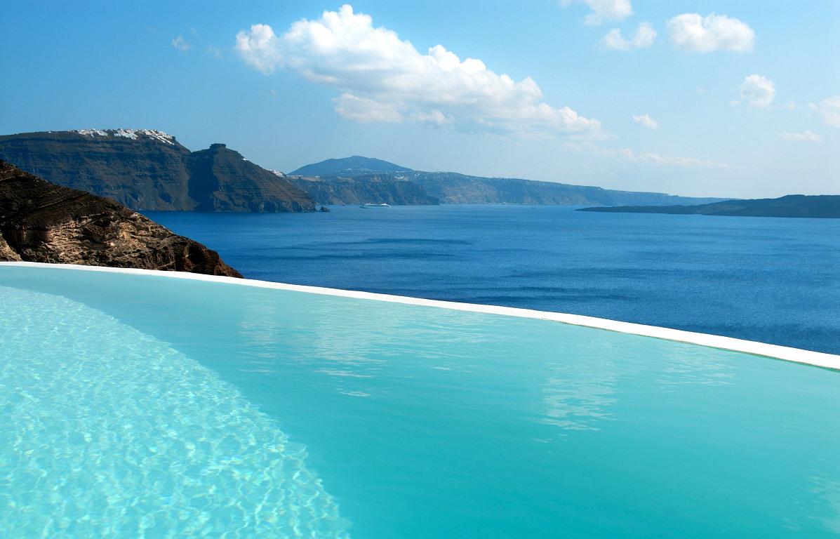 Luxury Collection Mystique, Santorini
