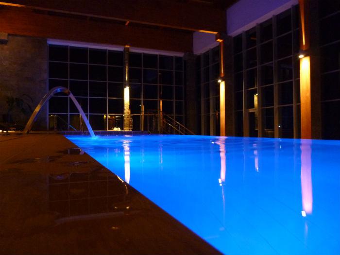 Bazén v Hoteli Zochova chata****
