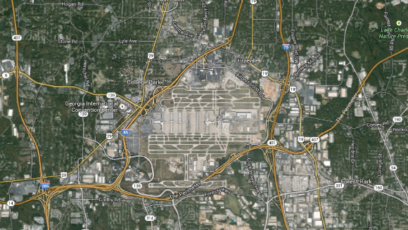 Hartsfield–Jackson Atlanta International Airport (ATL)