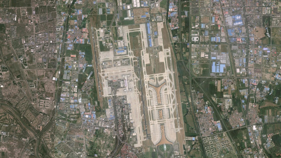 Beijing Capital International Airport (PEK)