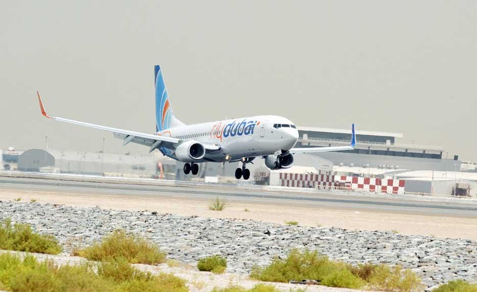 Boeing 737-800 Next Generation spoločnosti flydubai