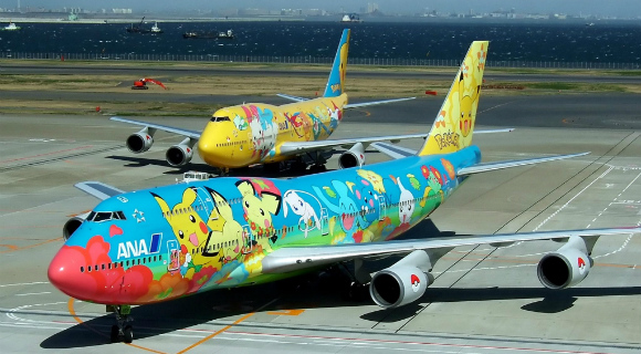 All Nipon Airways (ANA) - Pokémon