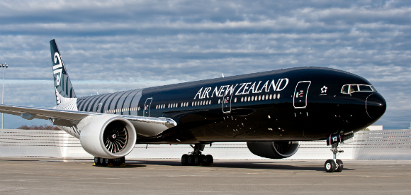 Air New Zealand - All Black