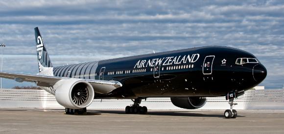 Air New Zealand - All Black