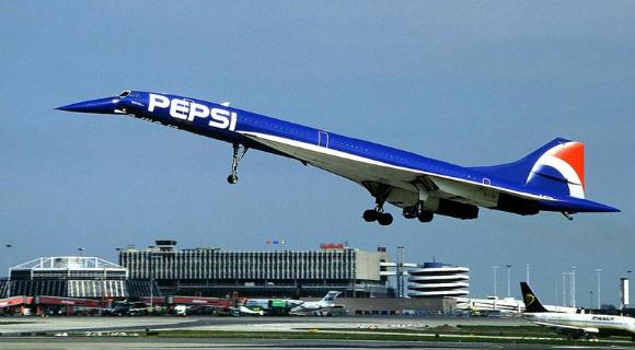 Air France - Pepsi