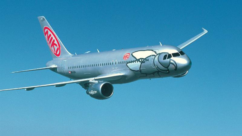 Airbus A320 spoločnosti Niki