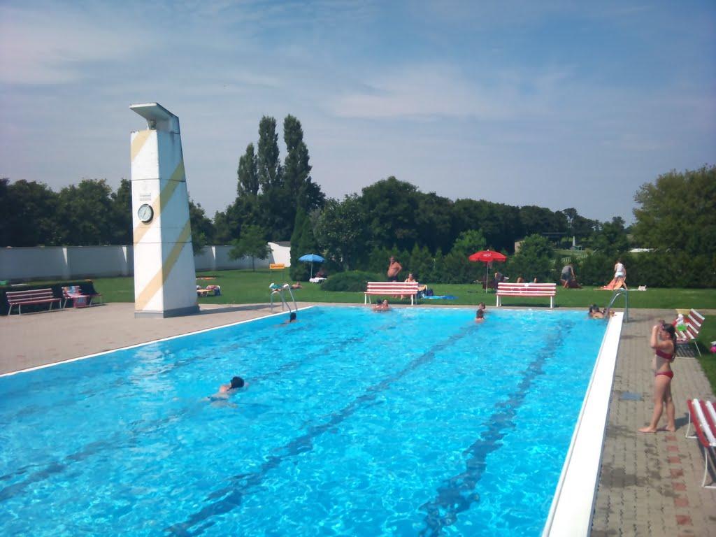 Kúpalisko Prellenkirchen - plavecký bazén